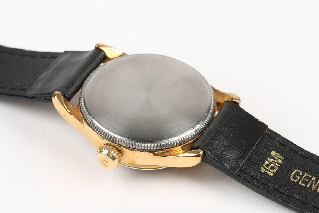 "WWII-Era Rolex Tudor Oyster ""Centregraph"" Wristwatch - 7"