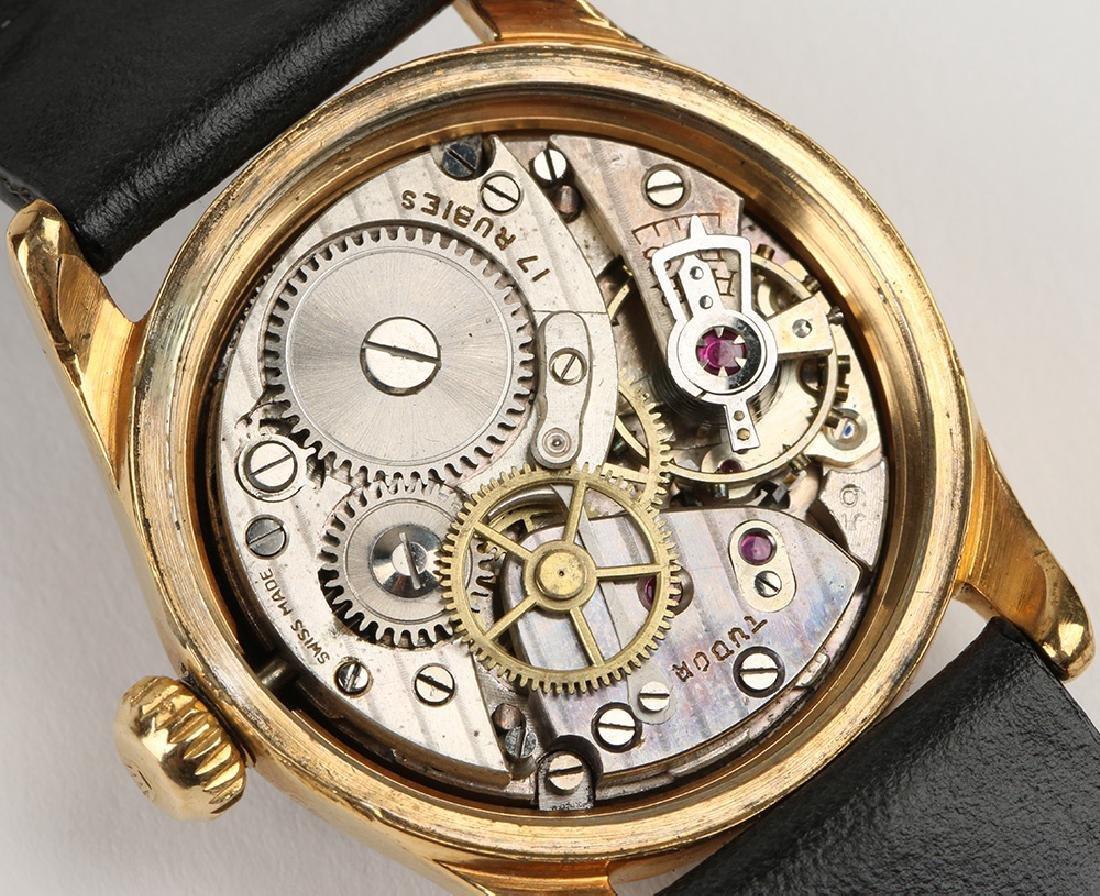 "WWII-Era Rolex Tudor Oyster ""Centregraph"" Wristwatch - 9"