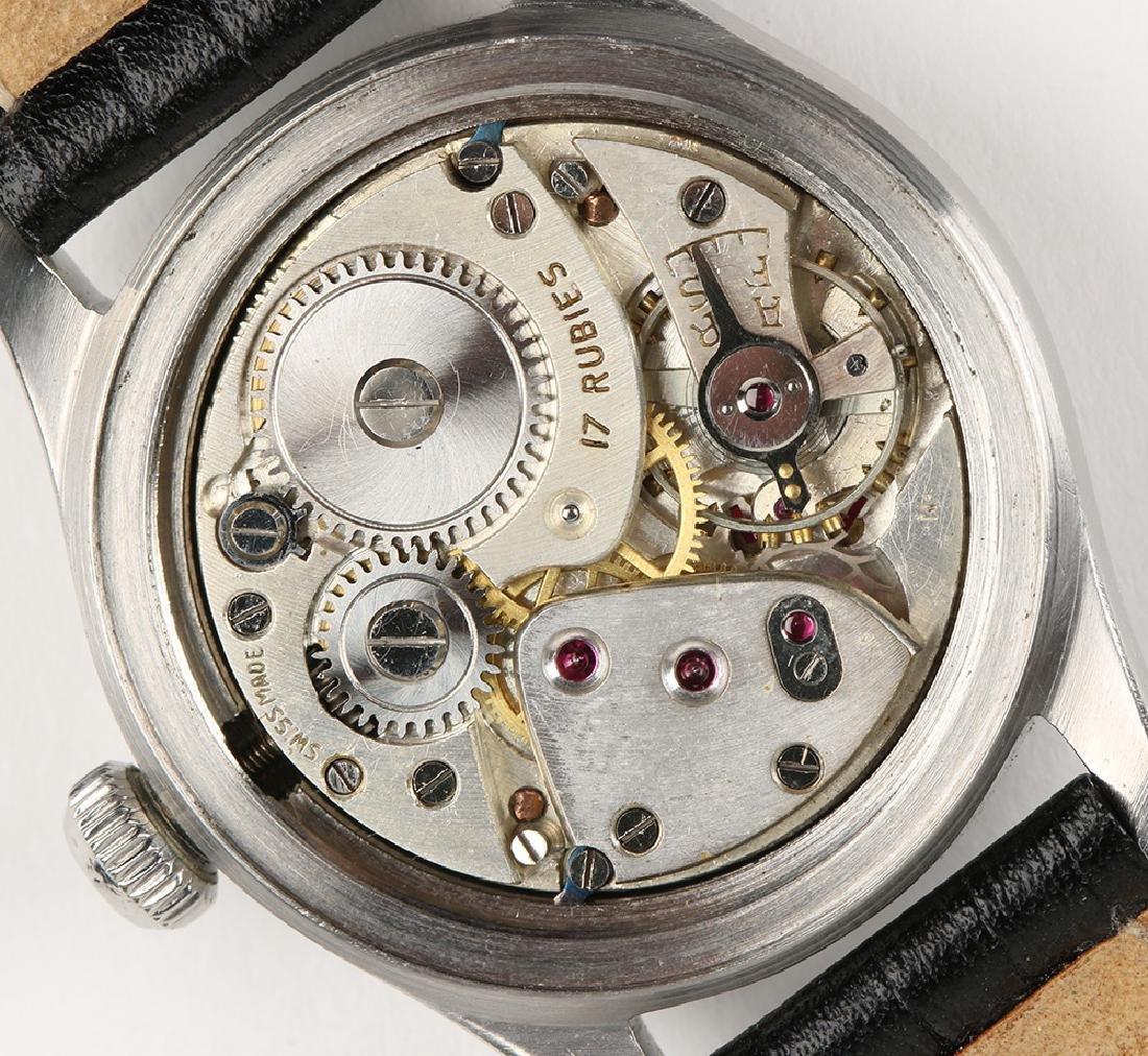 """WWII-Era Rolex Oyster """"Commander"""" Wristwatch - 10"""