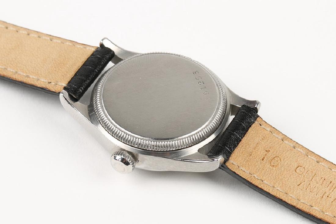 """WWII-Era Rolex Oyster """"Commander"""" Wristwatch - 7"""
