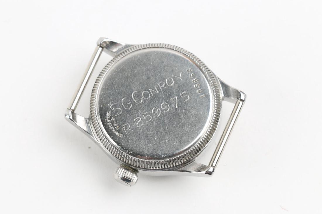 """WWII-Era Rolex Oyster """"Raleigh"""" Wristwatch - 5"""