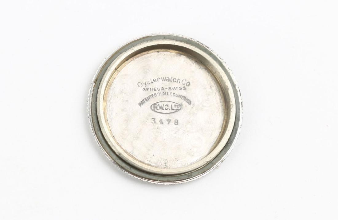 """WWII-Era Rolex Oyster """"Raleigh"""" Wristwatch - 7"""