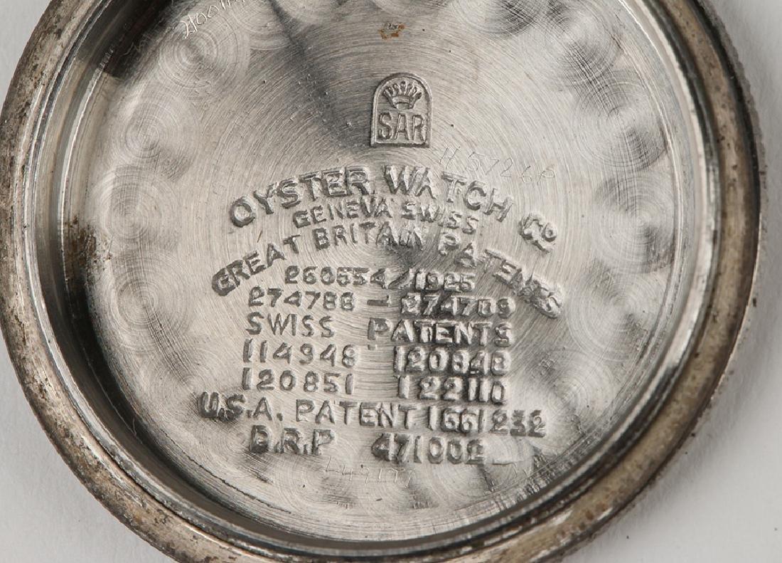 "WWII-Era Rolex Oyster ""Antimagnetic"" Wristwatch - 7"