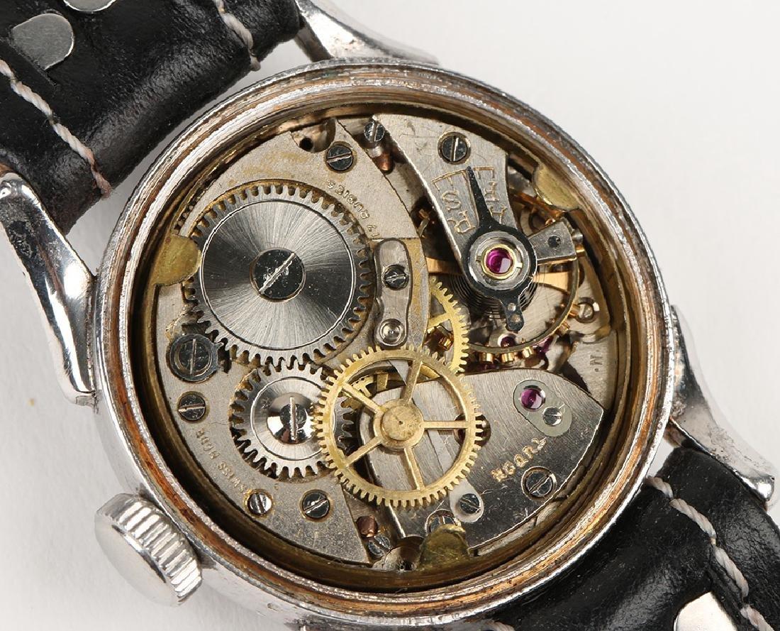 """WWII-Era Rolex """"Sky Rocket"""" Wristwatch - 10"""