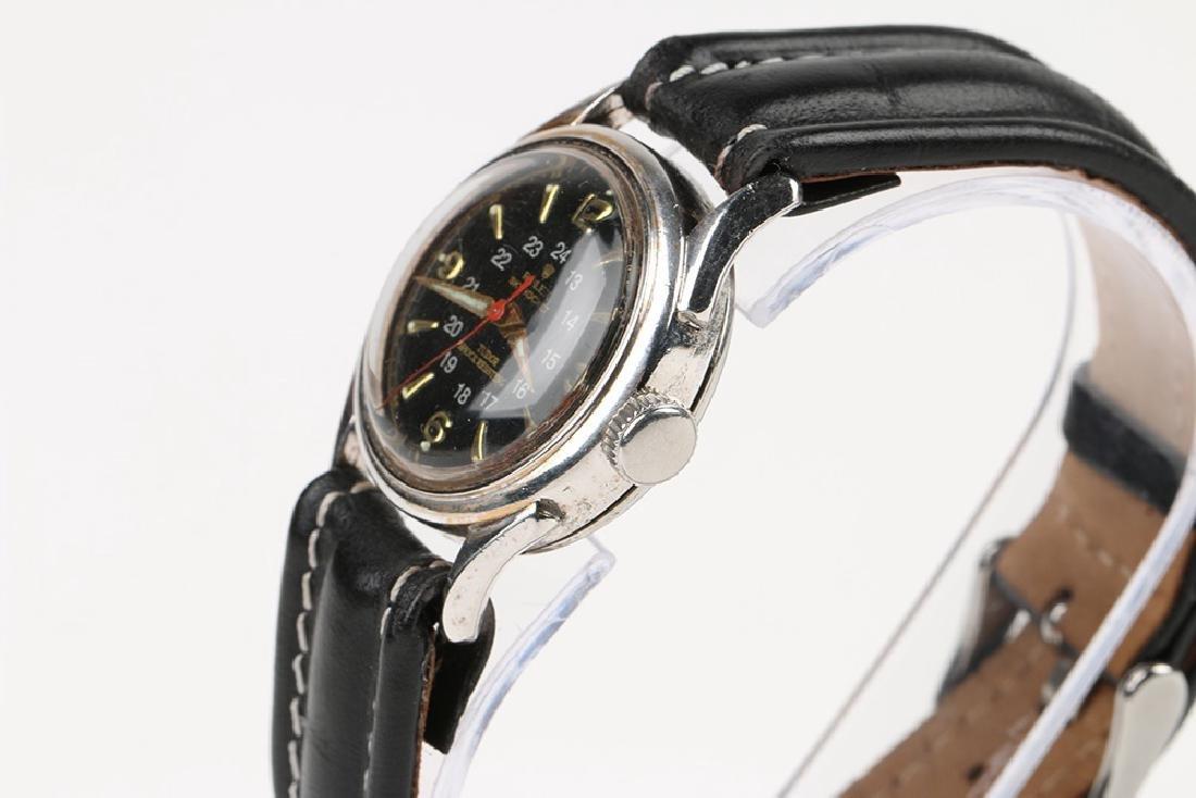 """WWII-Era Rolex """"Sky Rocket"""" Wristwatch - 2"""