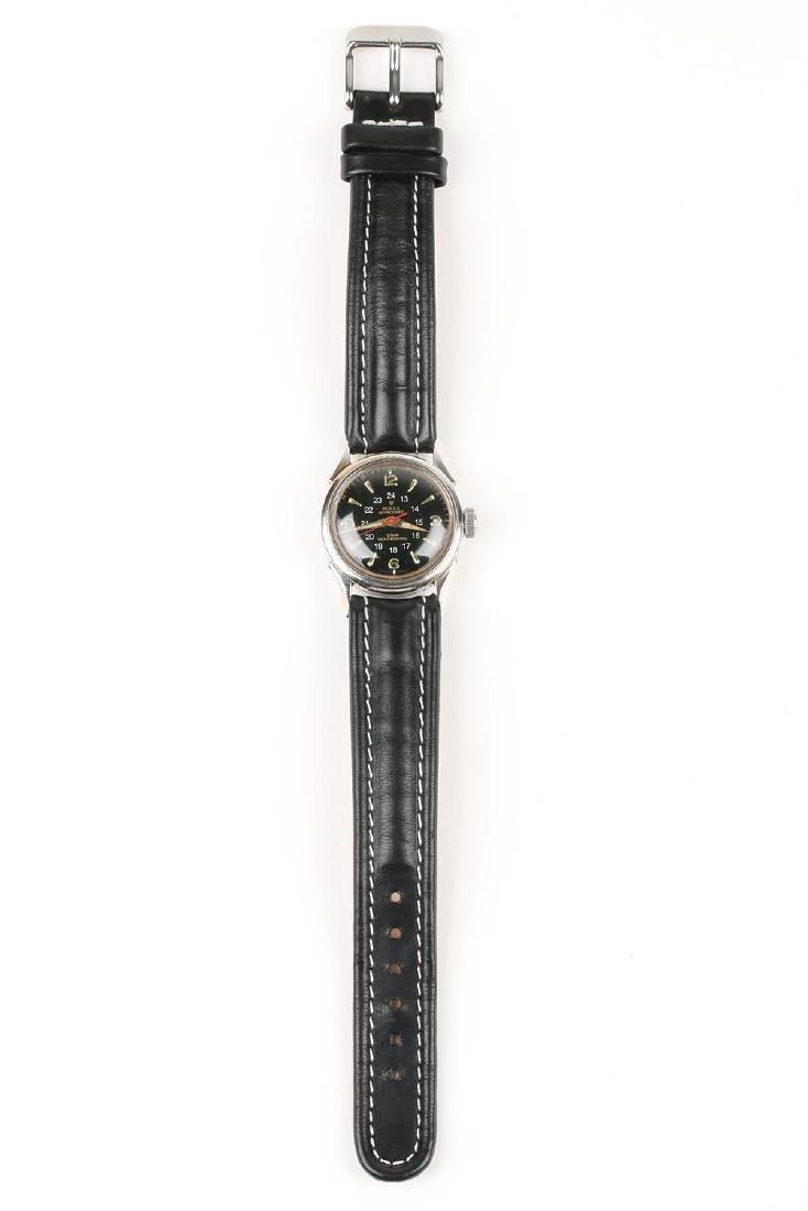 """WWII-Era Rolex """"Sky Rocket"""" Wristwatch - 5"""
