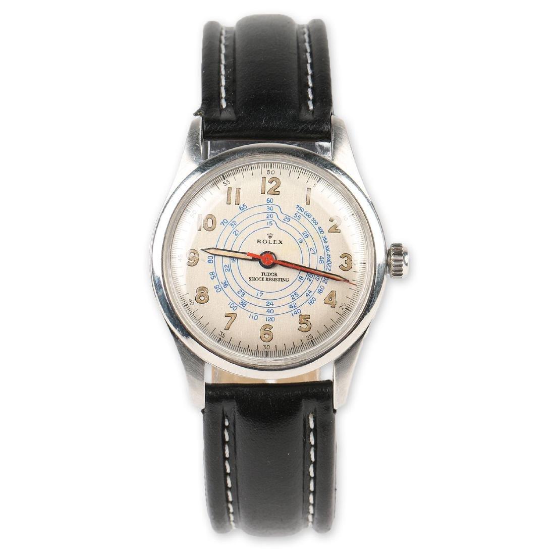 "Rolex Tudor ""Shock-Resisting"" Wristwatch"