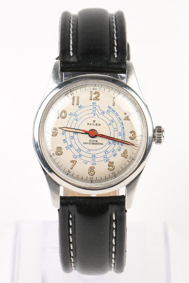 "Rolex Tudor ""Shock-Resisting"" Wristwatch - 4"