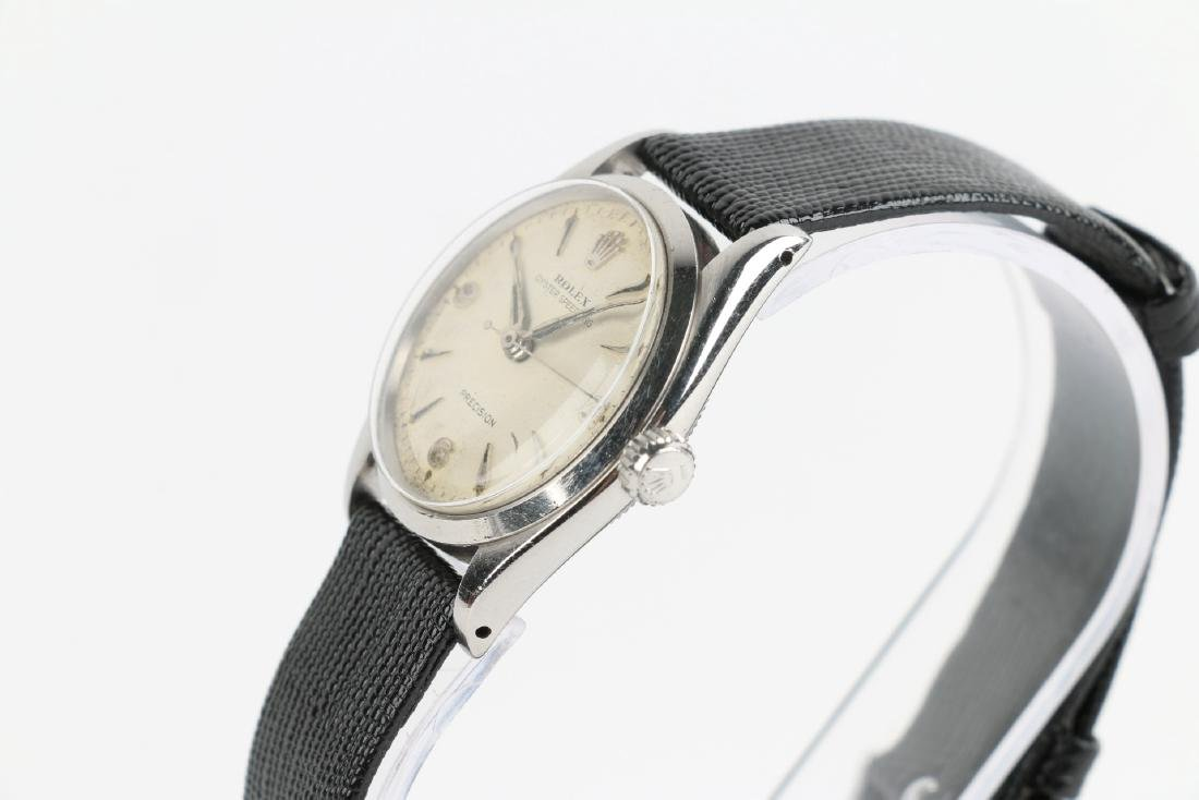 """Boxed Rolex Oyster Precision """"Speedking"""" Wristwatch - 3"""