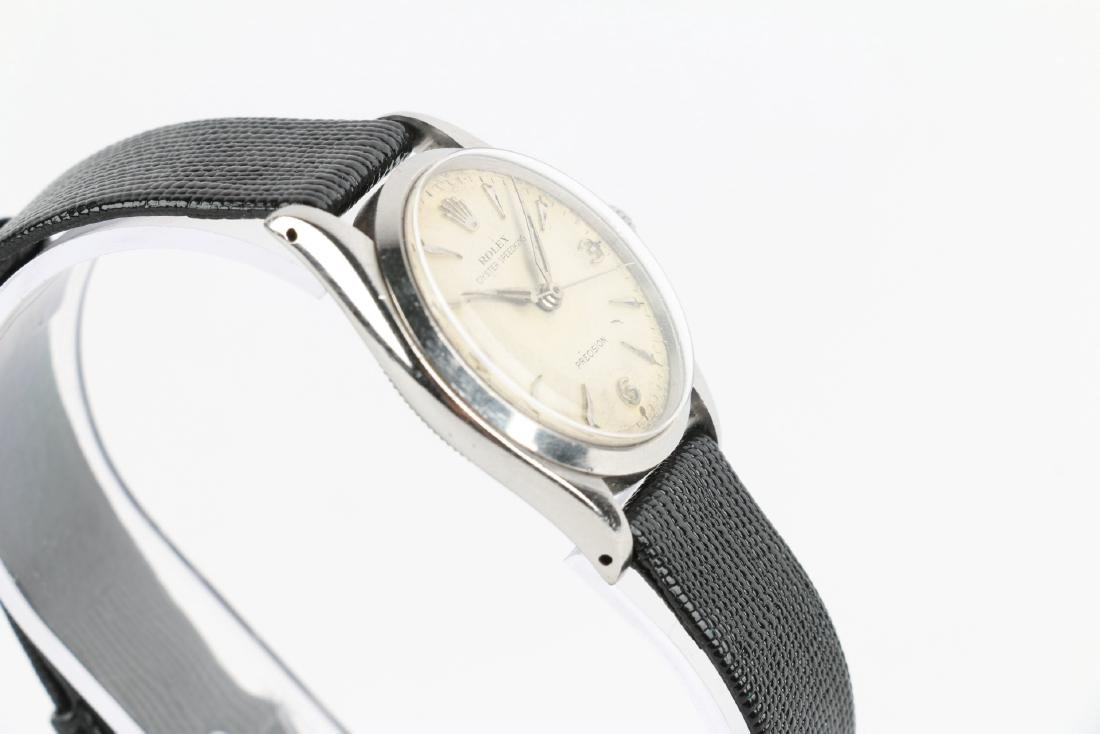 """Boxed Rolex Oyster Precision """"Speedking"""" Wristwatch - 4"""