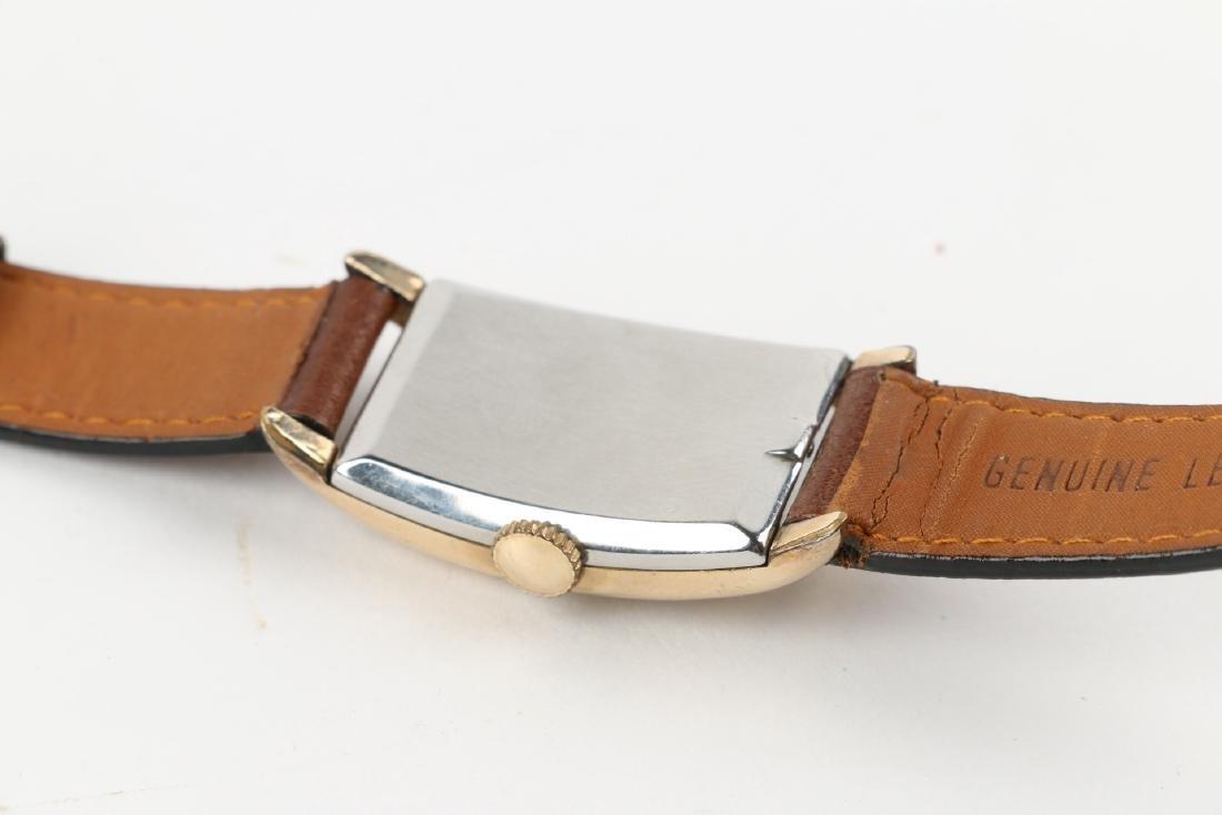 """Rolex """"Standard"""" Rectangular Dress Watch - 6"""