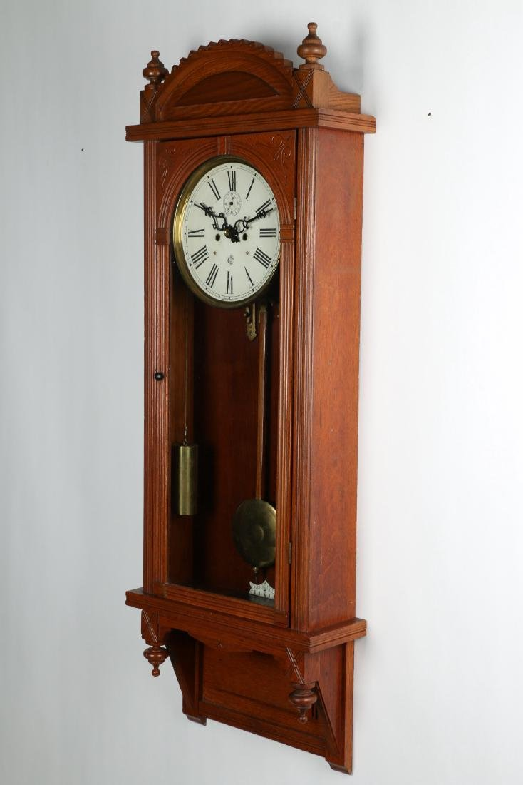"C. 1910 Waterbury Clock Co. ""Regulator No. 3"" Office - 2"
