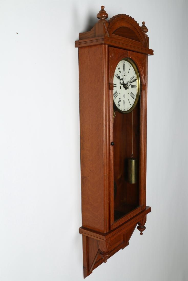"C. 1910 Waterbury Clock Co. ""Regulator No. 3"" Office - 3"