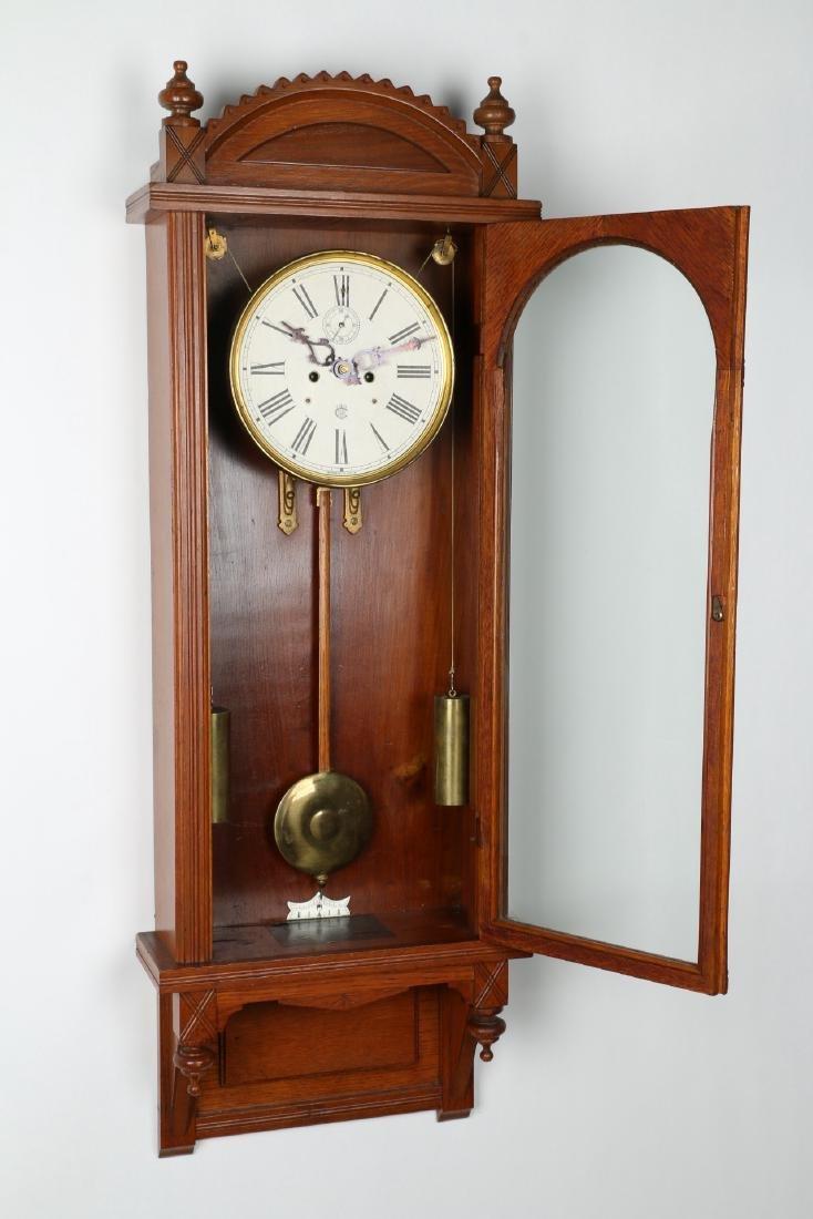 "C. 1910 Waterbury Clock Co. ""Regulator No. 3"" Office - 4"
