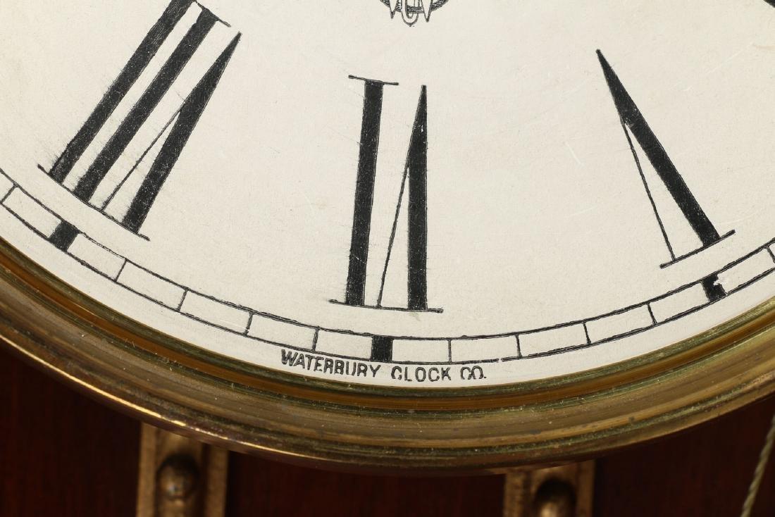 "C. 1910 Waterbury Clock Co. ""Regulator No. 3"" Office - 8"