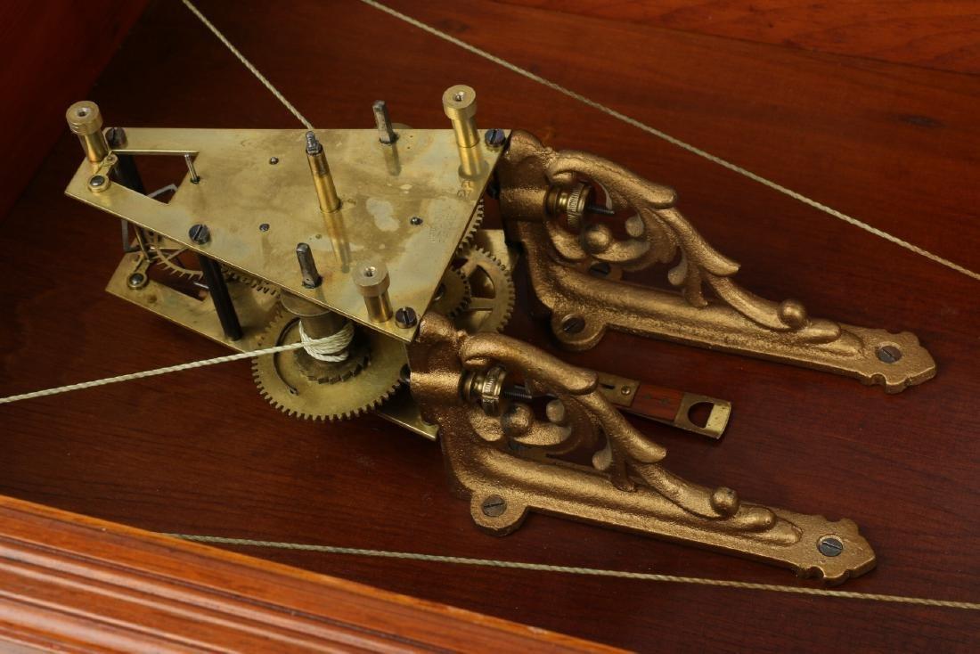 "C. 1910 Waterbury Clock Co. ""Regulator No. 3"" Office - 9"