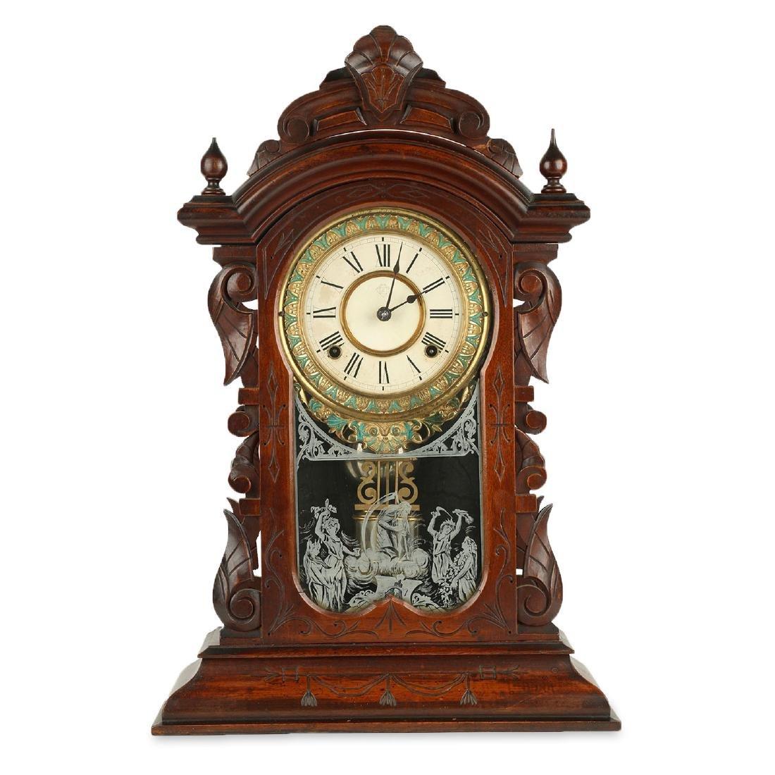"Ansonia (New York) ""Broadway"" Mantel Clock"