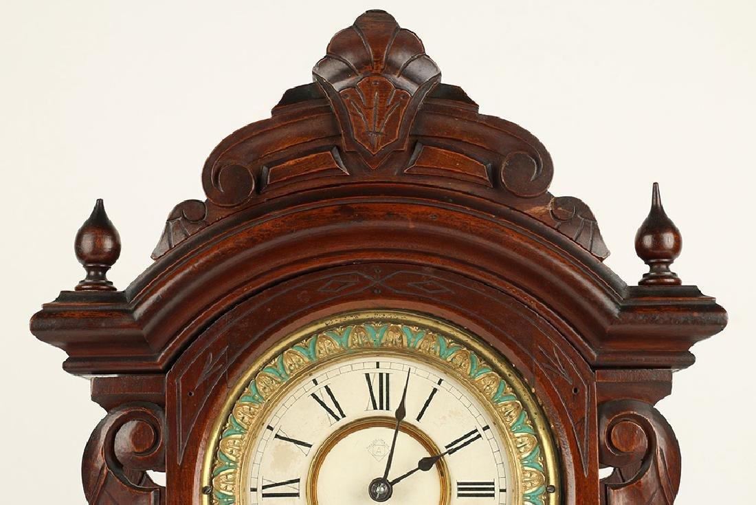 "Ansonia (New York) ""Broadway"" Mantel Clock - 3"