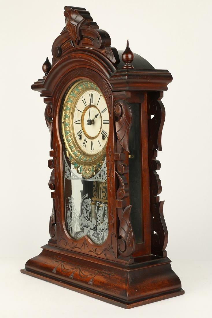 "Ansonia (New York) ""Broadway"" Mantel Clock - 4"