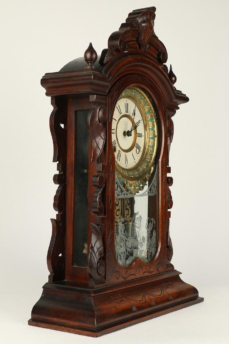 "Ansonia (New York) ""Broadway"" Mantel Clock - 5"
