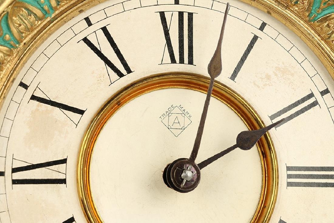 "Ansonia (New York) ""Broadway"" Mantel Clock - 9"