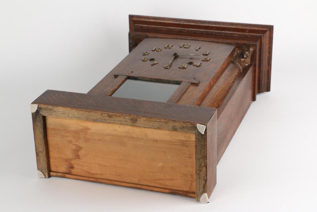 "Pequegnat ""St. Thomas"" Mantel Clock - 10"