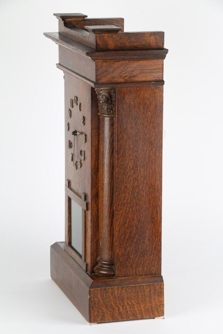 "Pequegnat ""St. Thomas"" Mantel Clock - 2"