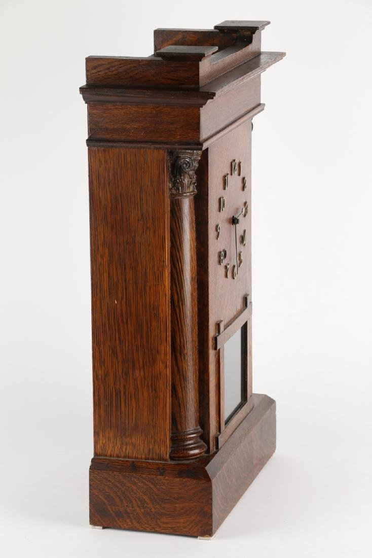 "Pequegnat ""St. Thomas"" Mantel Clock - 3"