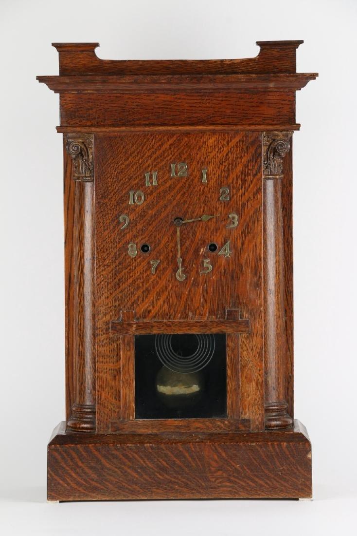 "Pequegnat ""St. Thomas"" Mantel Clock - 4"