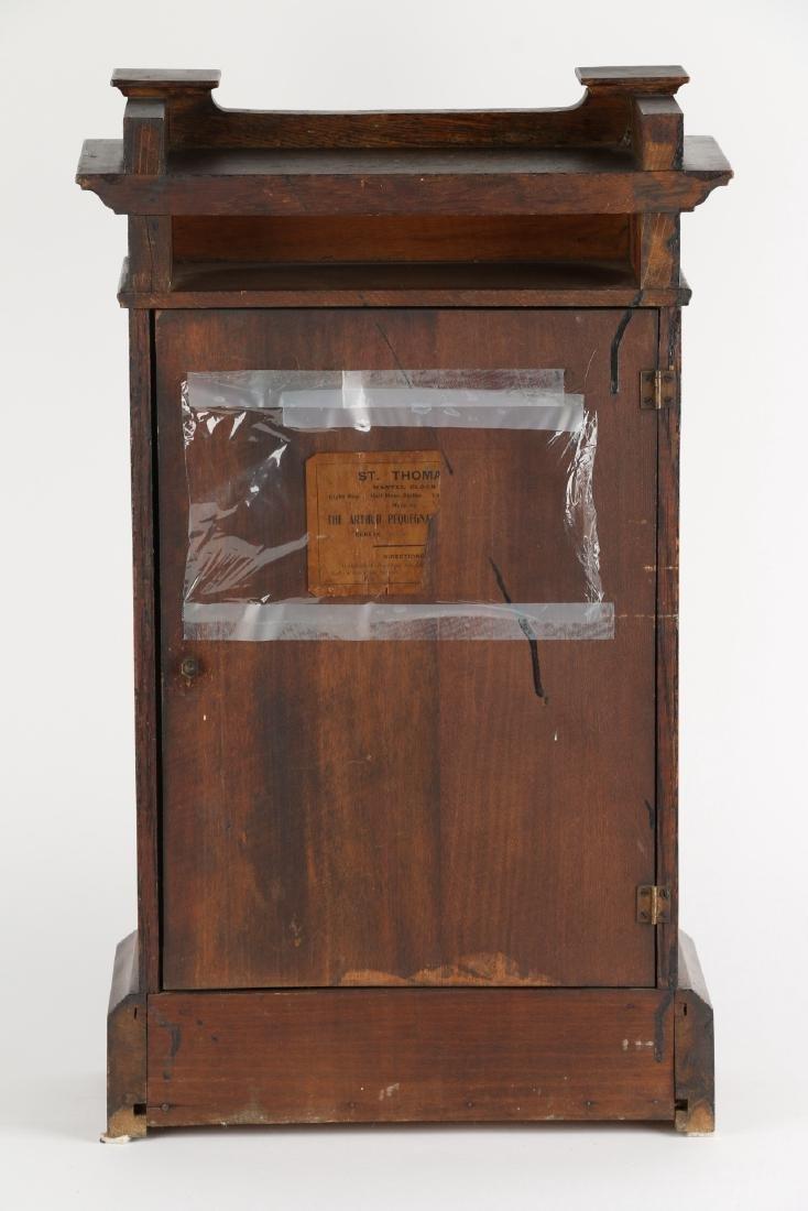 "Pequegnat ""St. Thomas"" Mantel Clock - 5"