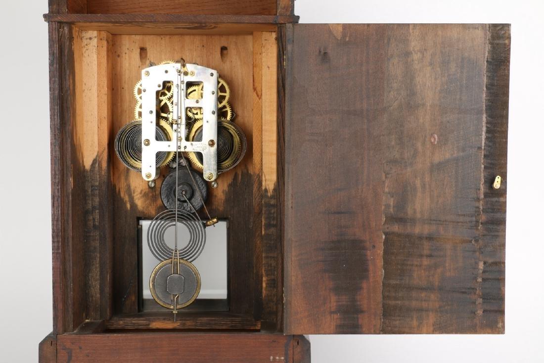 "Pequegnat ""St. Thomas"" Mantel Clock - 7"
