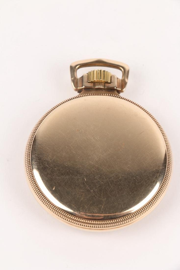 "16S 21J Hamilton ""992"" Pocket Watch - 2"