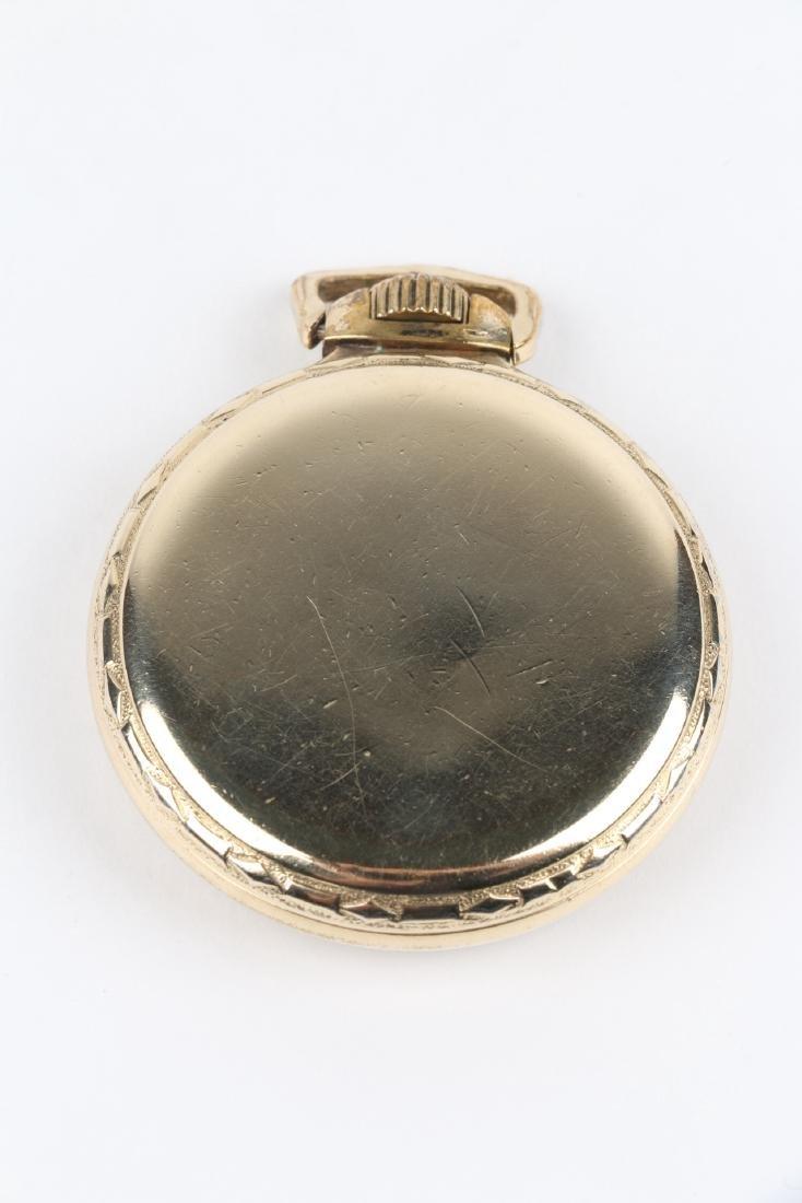 "16S 21J Hamilton ""992B"" Pocket Watch - 2"