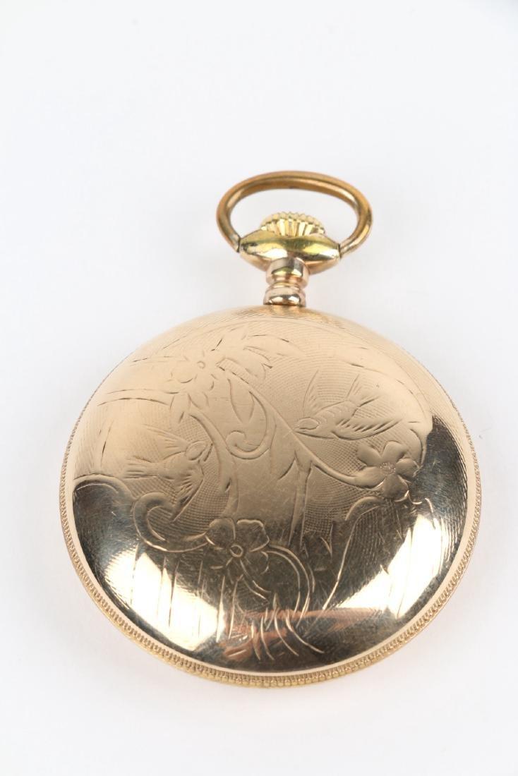 "21J 1892 Model Waltham ""Vanguard"" Pocket Watch - 2"