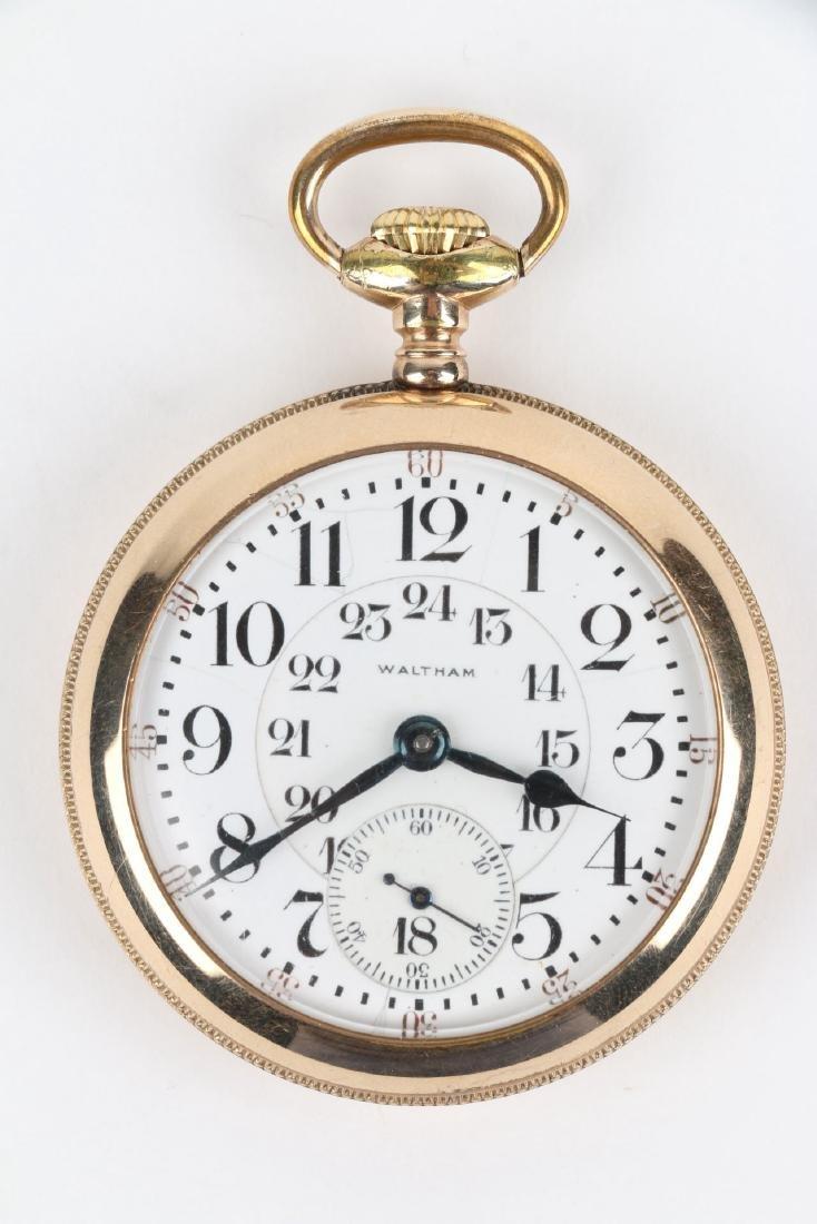 "21J 1892 Model Waltham ""Vanguard"" Pocket Watch - 4"
