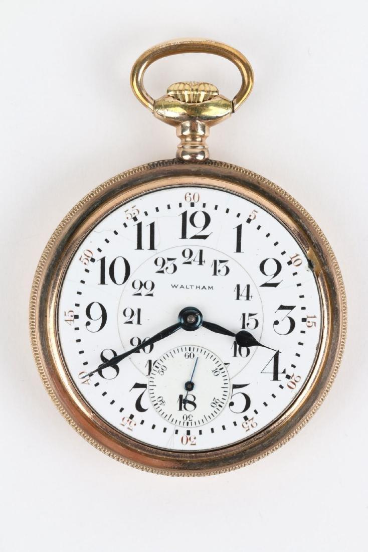 "21J 1892 Model Waltham ""Vanguard"" Pocket Watch - 5"