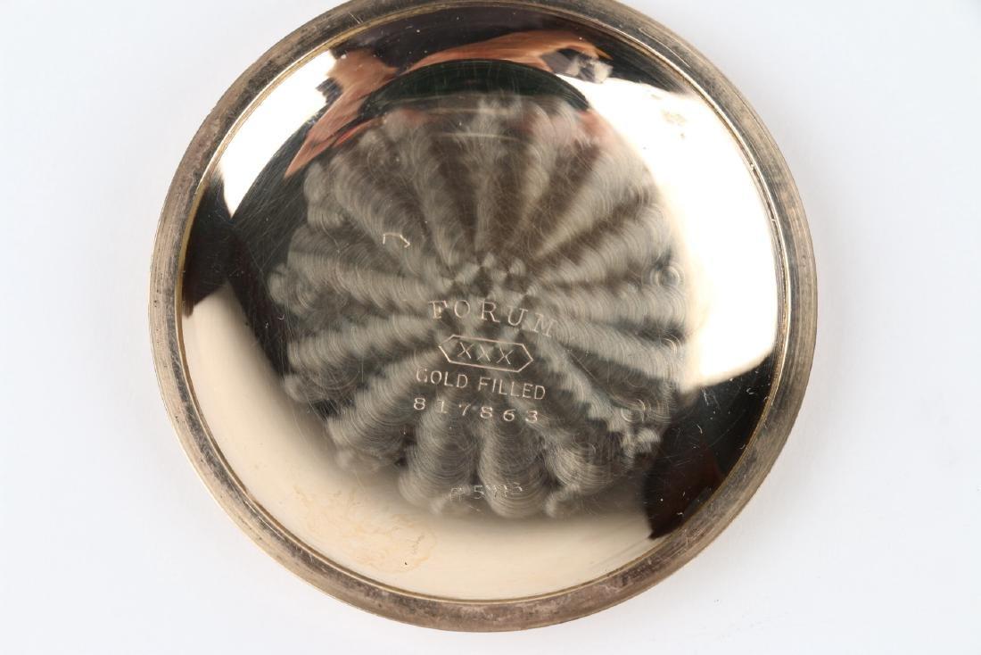 "21J 1892 Model Waltham ""Vanguard"" Pocket Watch - 7"
