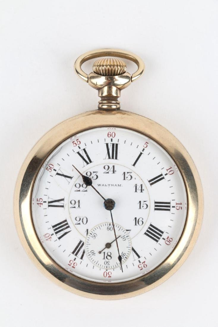 "21J 1892 Model Waltham ""Vanguard"" Pocket Watch - 4"
