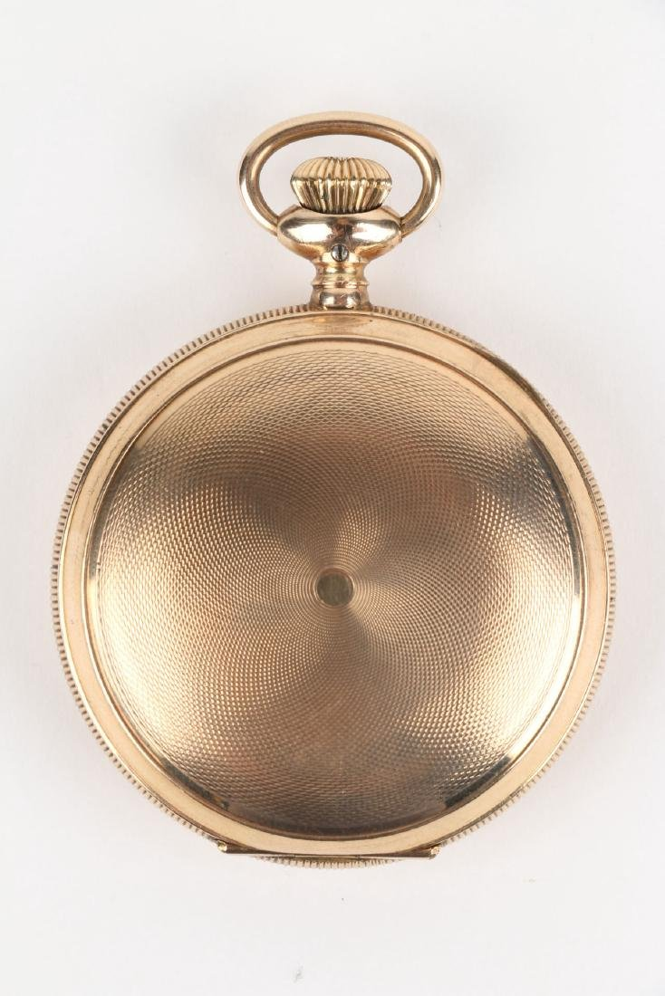 "18S HC 1883 Model Waltham ""Crescent St"" Pocket Watch - 2"