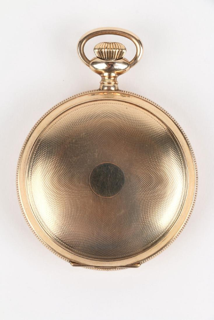 "18S HC 1883 Model Waltham ""Crescent St"" Pocket Watch - 4"