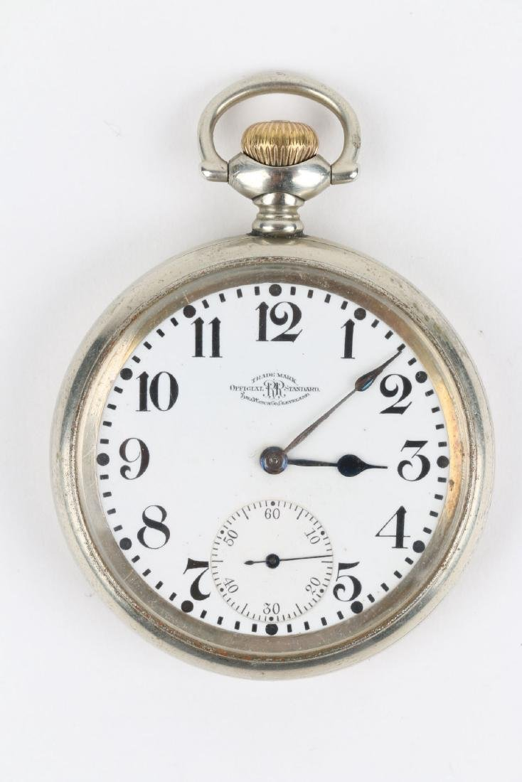 21J Ball Watch Co. 1899 Model Waltham Pocket Watch - 4