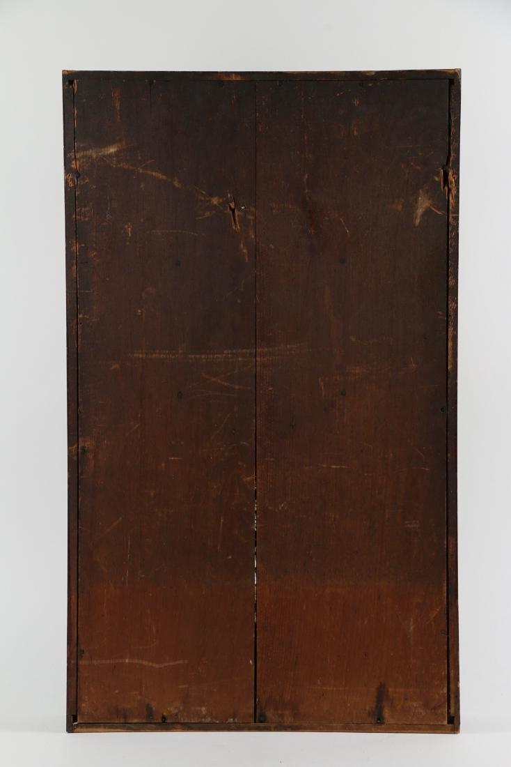 "C.1840 Chauncey Jerome ""American Eagle"" OG Mantel Clock - 3"