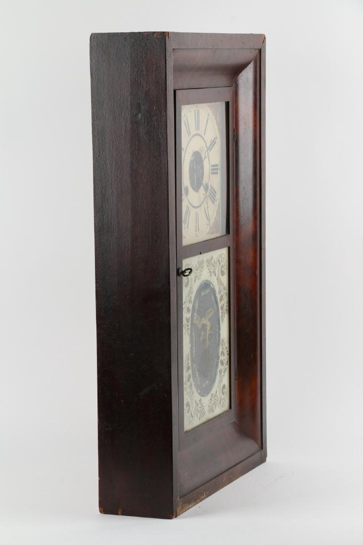 "C.1840 Chauncey Jerome ""American Eagle"" OG Mantel Clock - 4"
