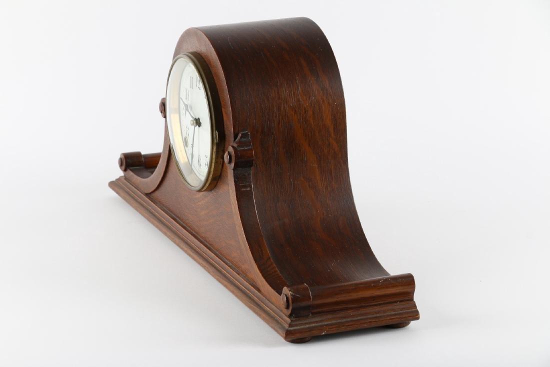 "Rare Pequegnat ""Classic"" Mantel Clock - 2"