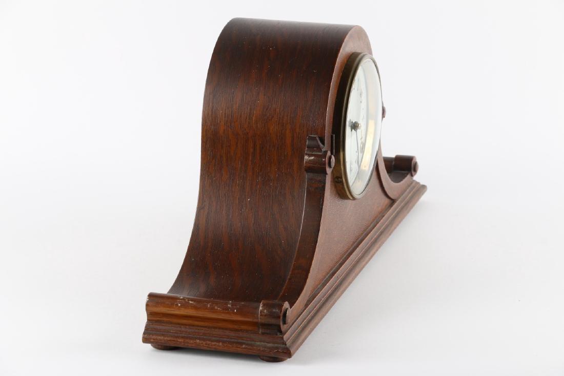 "Rare Pequegnat ""Classic"" Mantel Clock - 4"