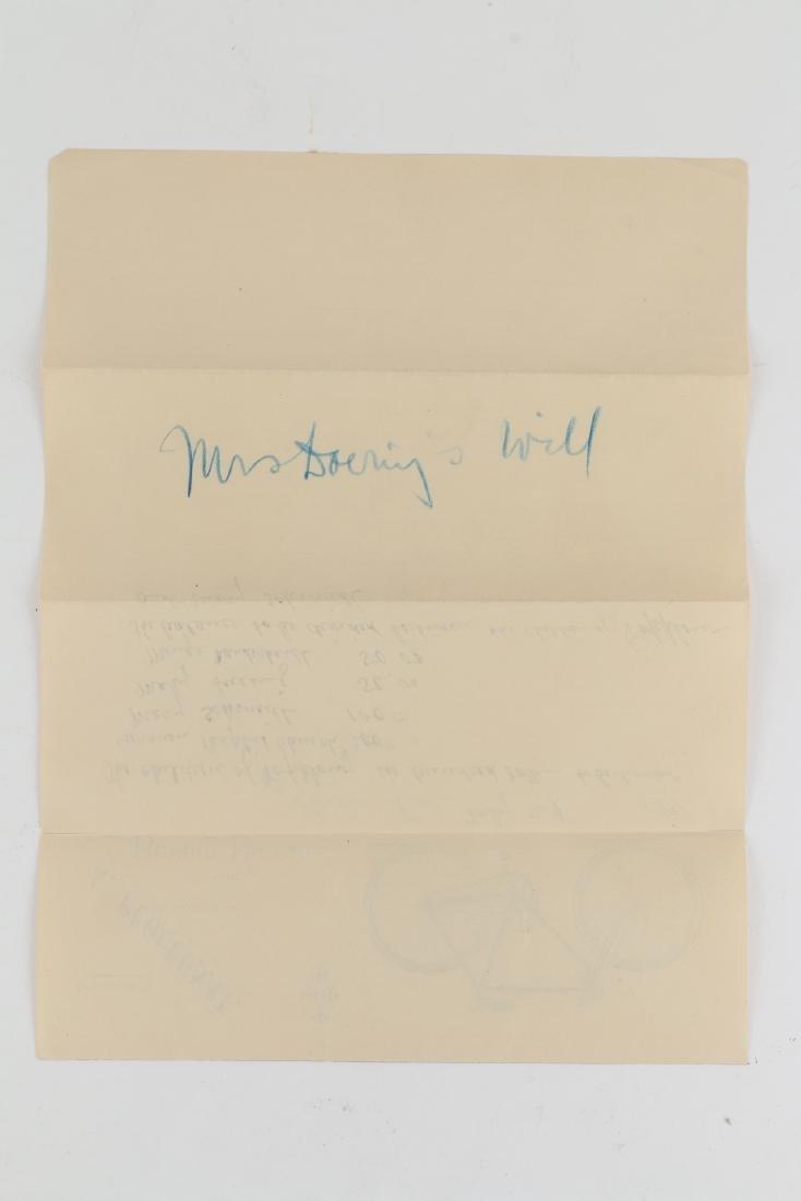 Two (2) Berlin Racycle Letterhead Documents - 3