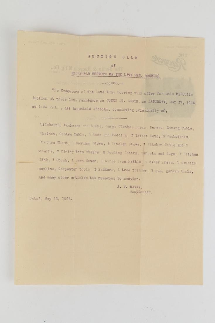 Two (2) Berlin Racycle Letterhead Documents - 5