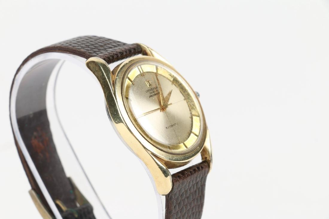 "Universal Geneve Automatic ""Polerouter"" Wristwatch - 3"