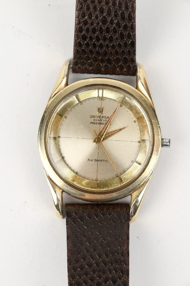 "Universal Geneve Automatic ""Polerouter"" Wristwatch - 4"