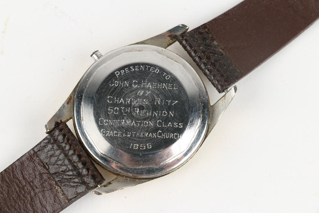 "Universal Geneve Automatic ""Polerouter"" Wristwatch - 5"